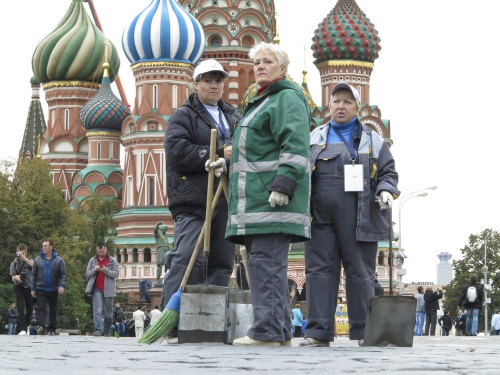 Moskou, 2012