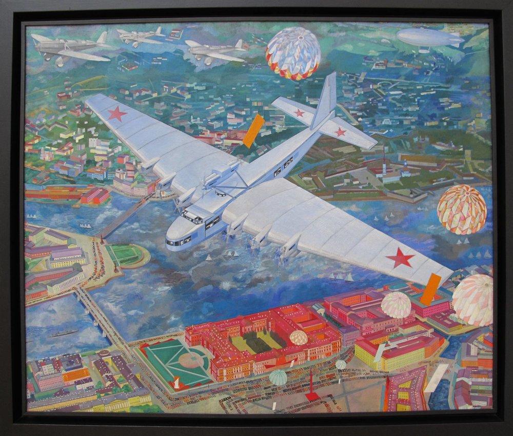 Vasili Koeptsov - De ANT-20 Maksim Gorki (1934)