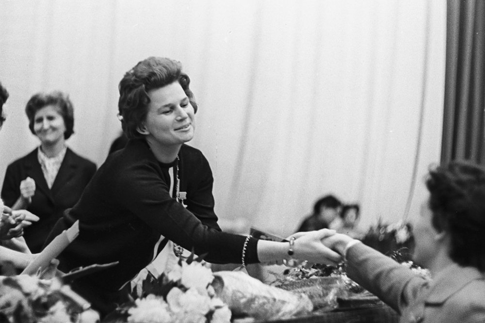Valentina Teresjkova, Vrouwencongres Moskou (1963)