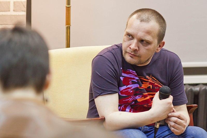 Aleksej Salnikov. (Foto:  Dmitri Rozjkov  /  CC BY