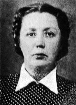 Marija Myslina (1901-1974)