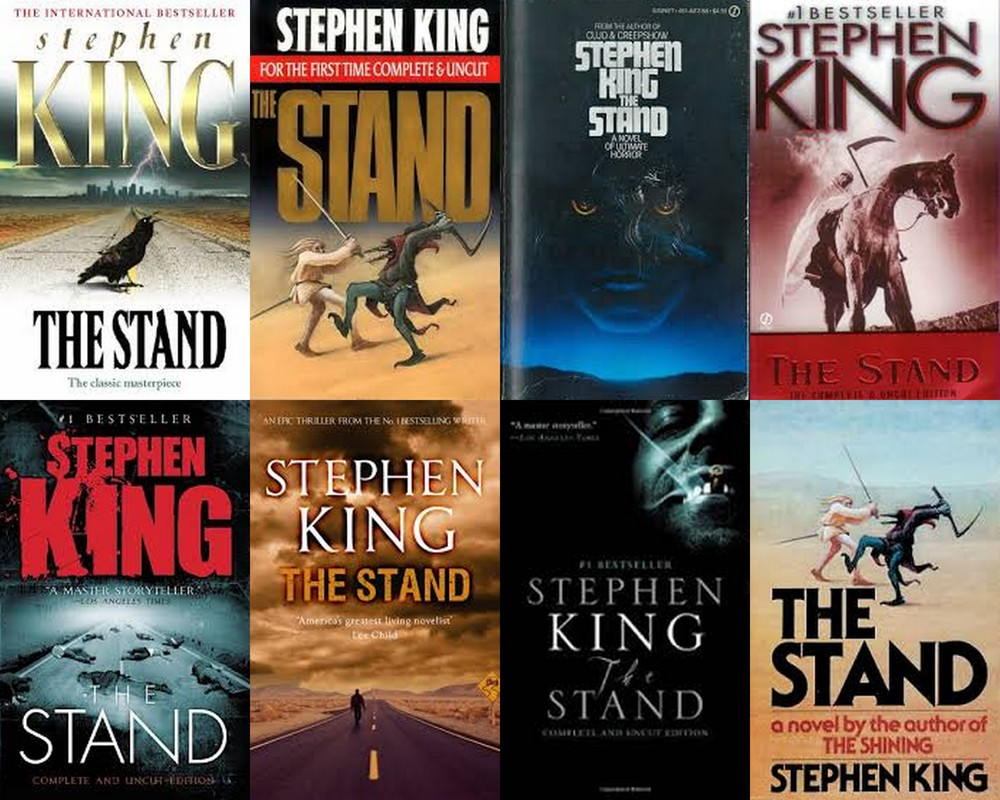 A book that inspires this many different covers is clearly tapping into something big.