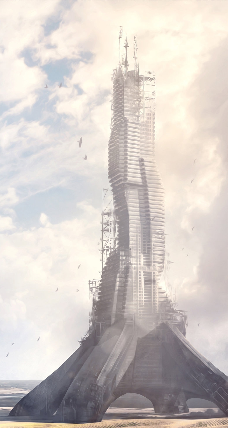 The Babel Tower  - The tallest building requires the strongest foundation