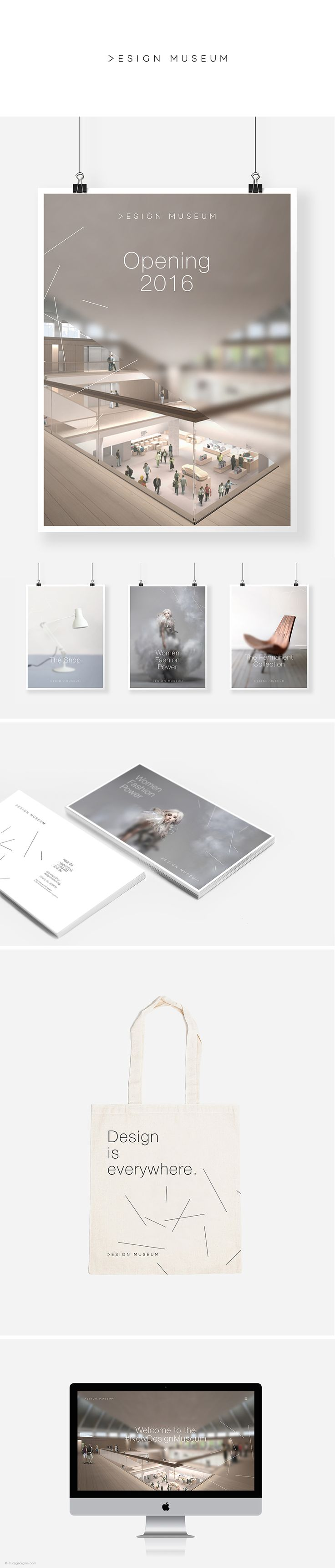 ISTD Design Museum | trudygeorgina.com