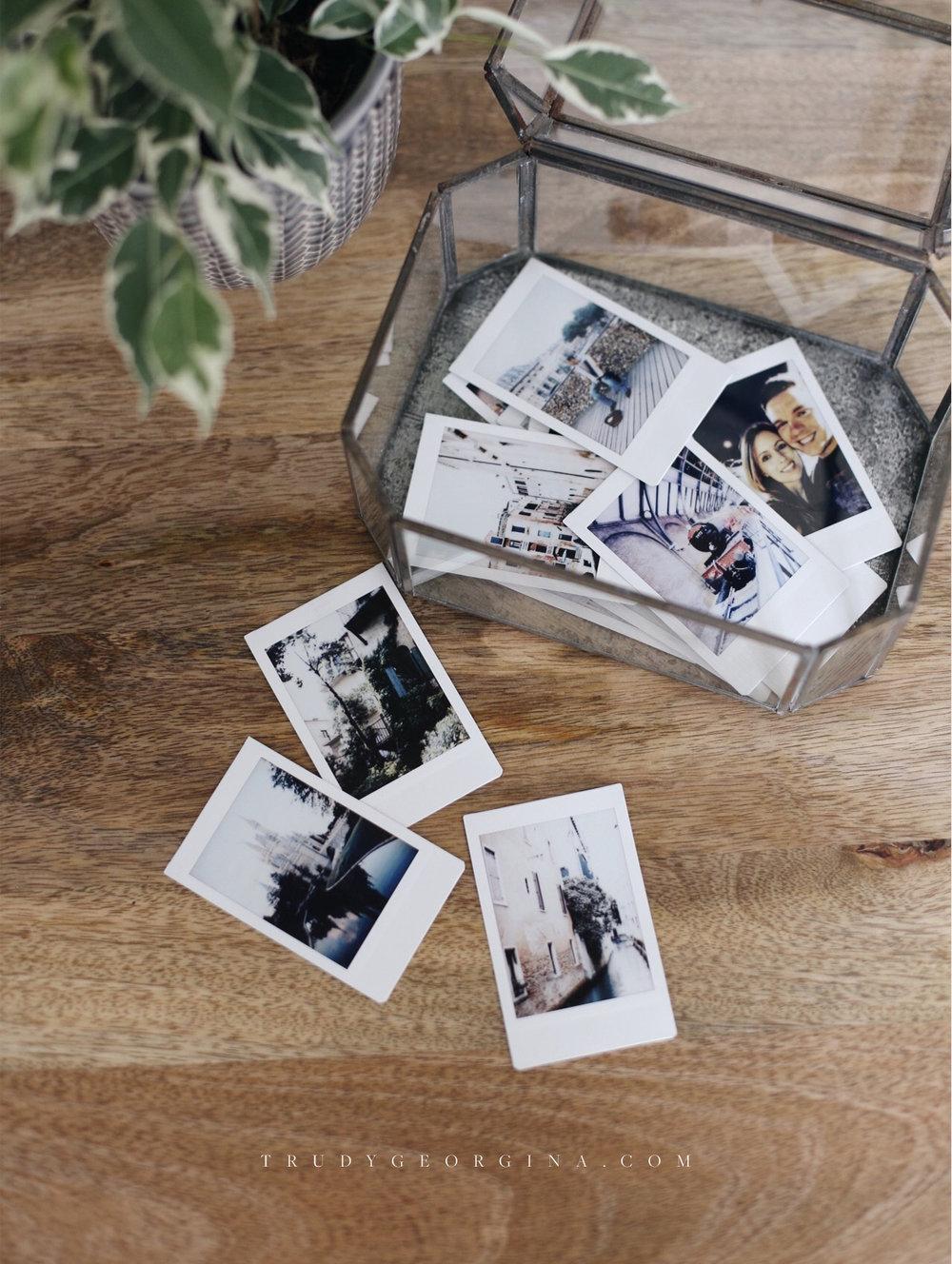 How I organise my photos | @trudygeorgina
