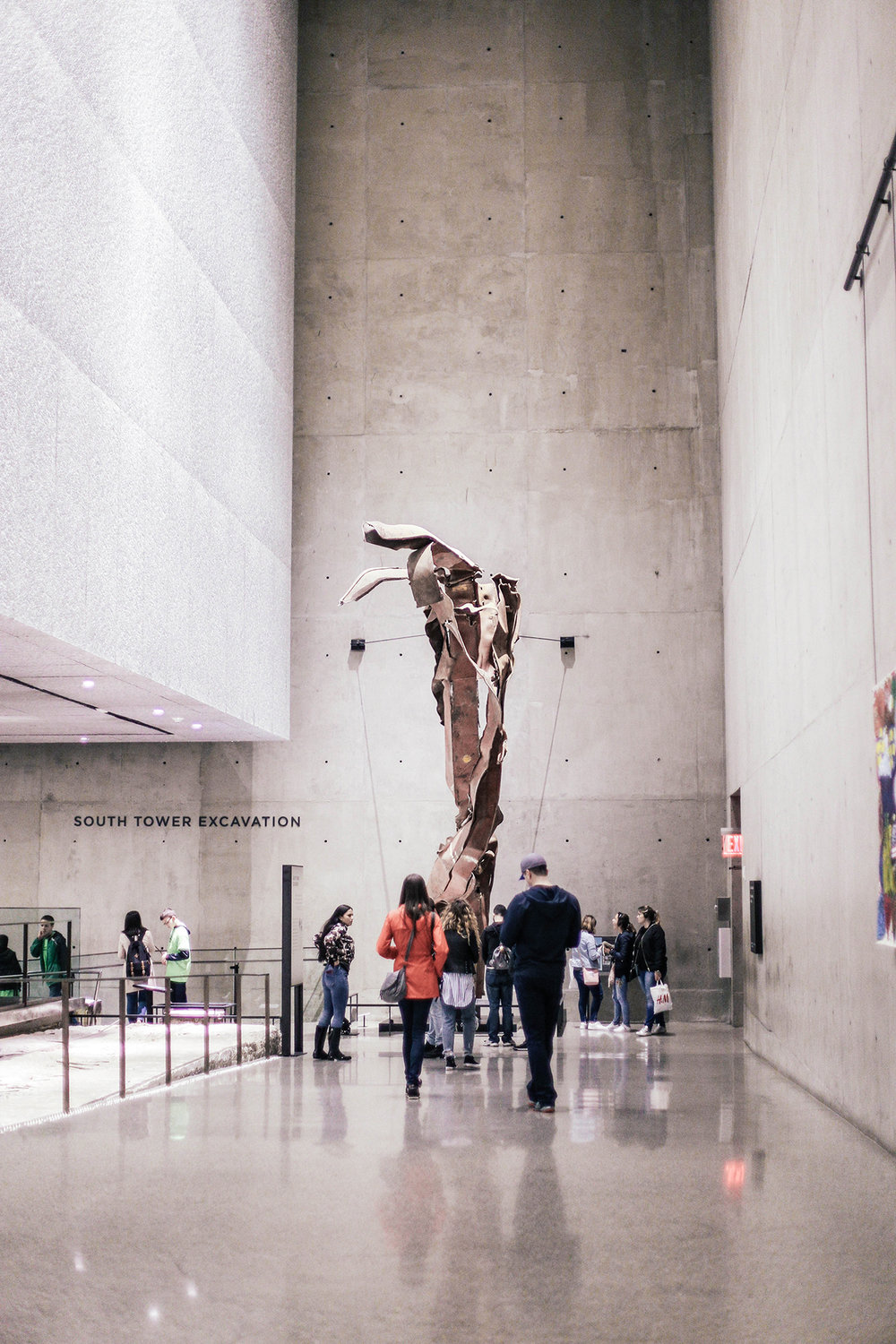 9/11 Memorial Museum, New York | trudygeorgina.com
