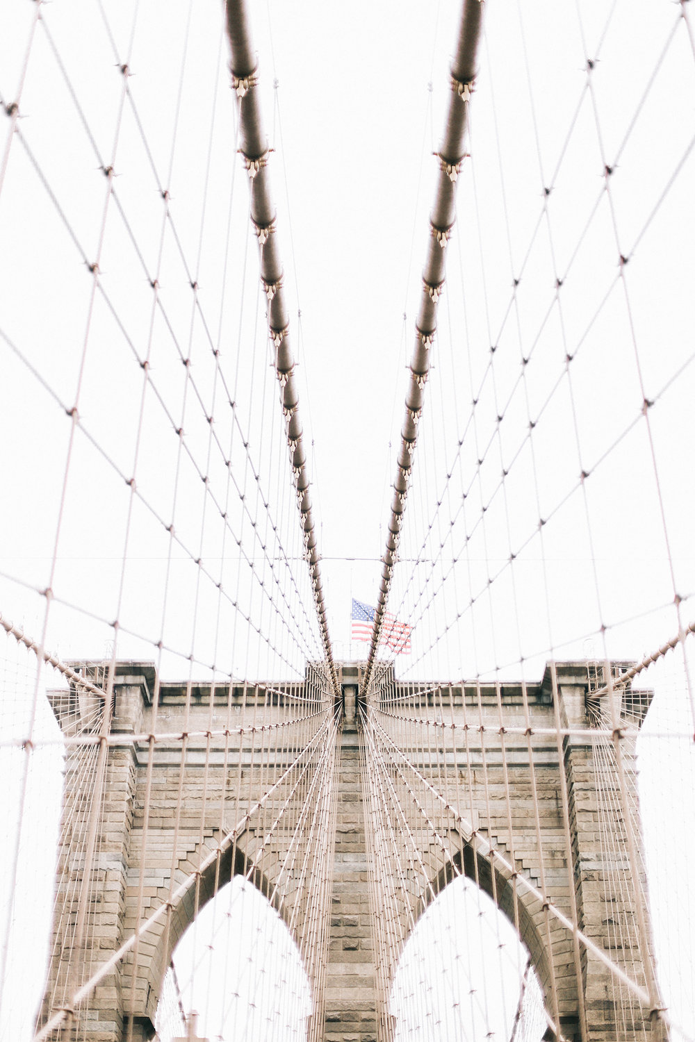Brooklyn Bridge, New York | trudygeorgina.com