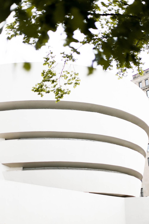 Guggenheim Museum, New York | trudygeorgina.com