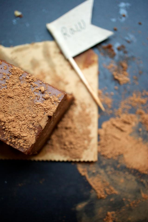 Simple Raw - Chocolate Fudge