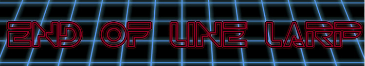 TRON - End of Line Fan LARP - Single Events Dreamation 2015/Midwinter 2016