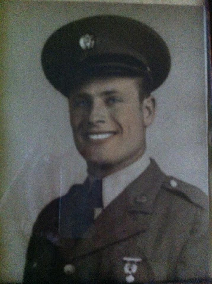Thanks to all who serve. Special thanks to my granddad, Robert Wood Harney, who was the template for every lantern-jawed hero i'll ever put on paper, and for the kind of man i always aspire to be. (note to self: i gotta get a good scan of this picture.)