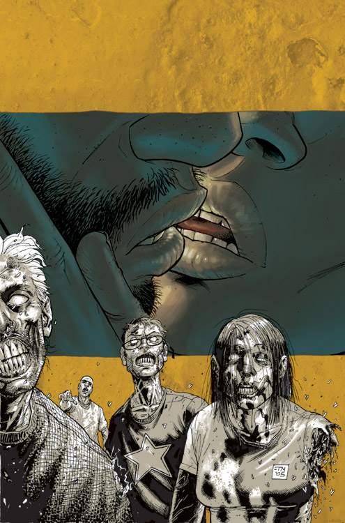 The Walking Dead Colonel Tony Moore