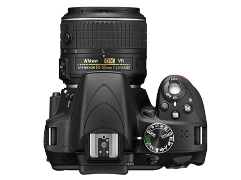 Nikon_D3300_DSLR_Camera_Top