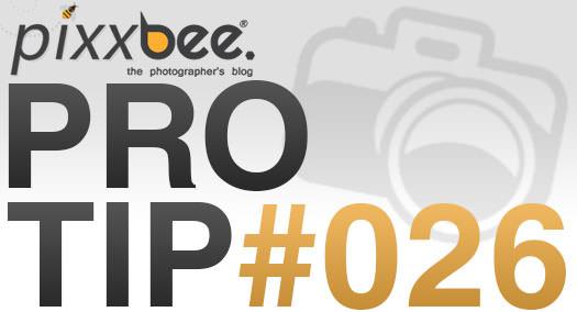 Pro Tip #26