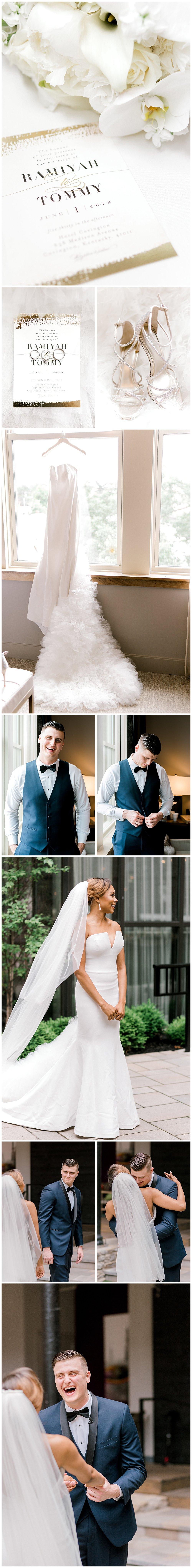 ramiyah and tommy's wedding hotel covington chapel lane photography