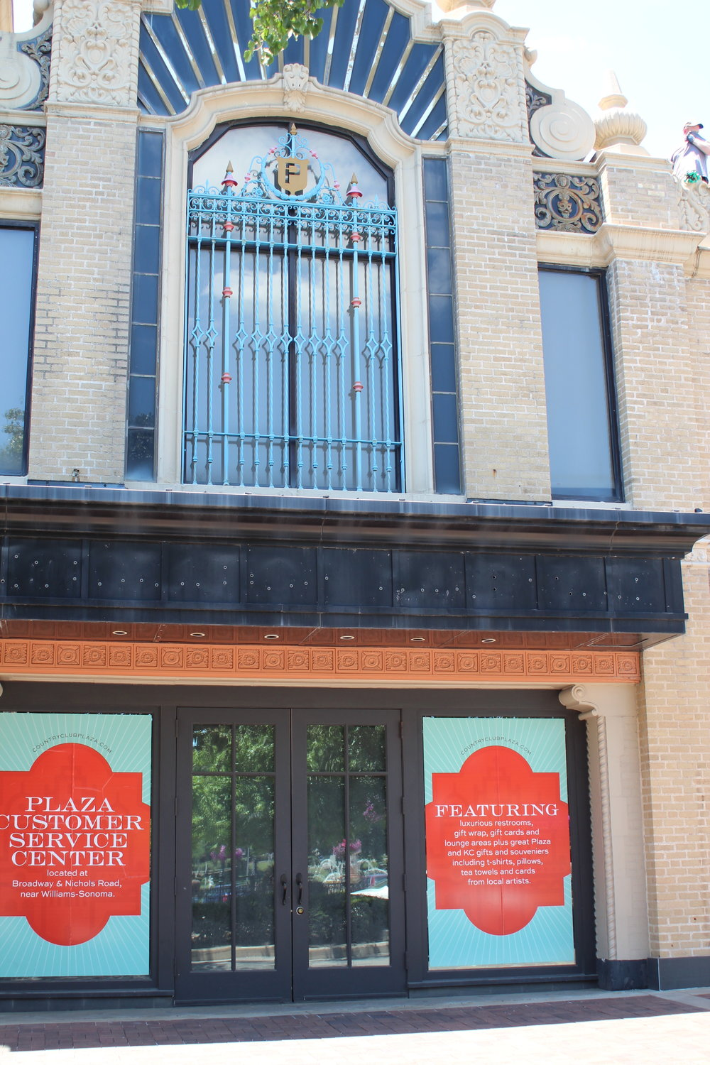 Restoration Emporium's new location at 47th & Wyandotte St. on the Country Club Plaza