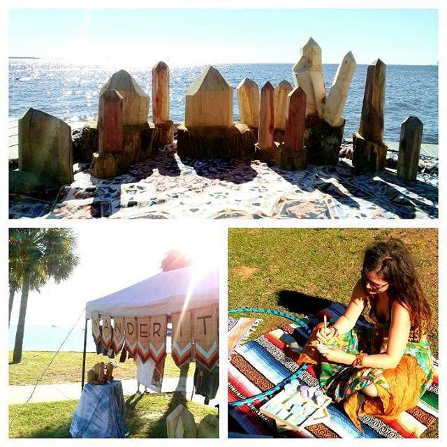 Mahabhuta Yoga Festival #beachvibes #yoga #family #crystals #ocean #yogafestival #ecofriendlyfashion #ethicallymade #wanderite