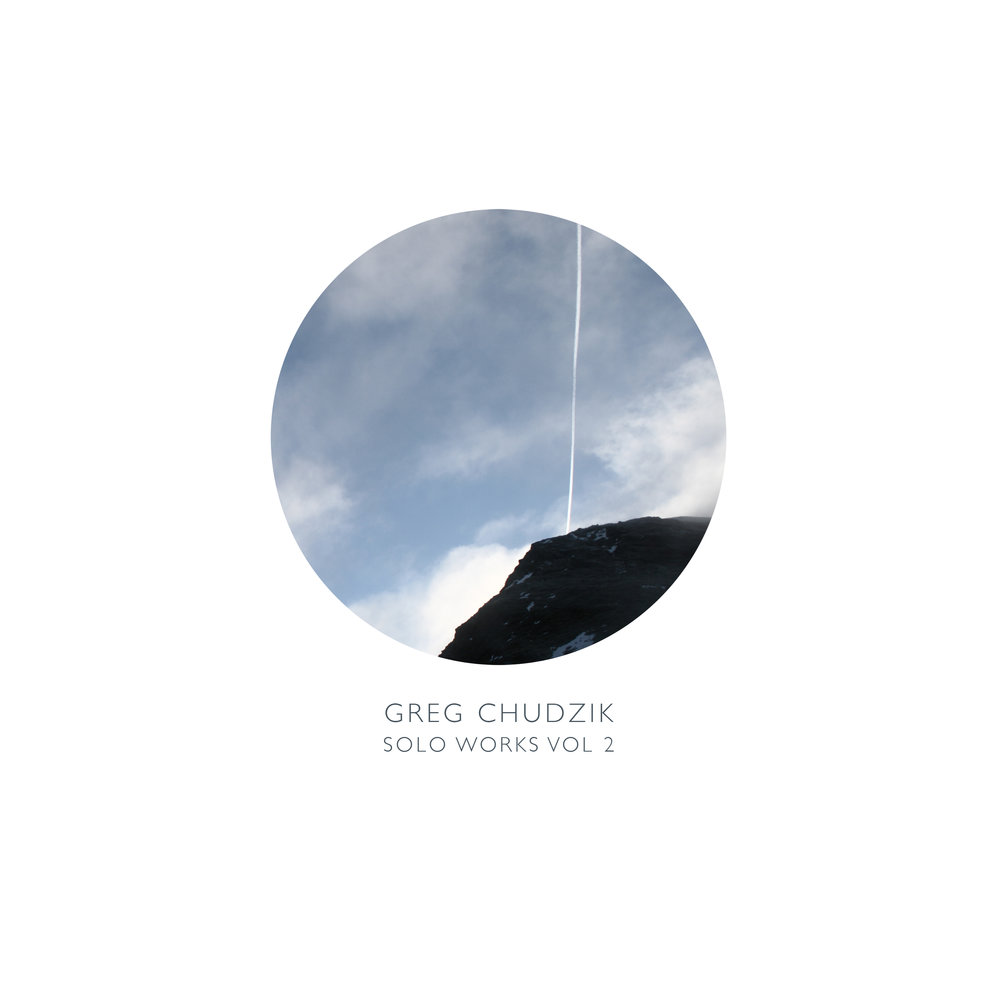 """""""Solo Works Volume 2"""" out now on Panoramic Recordings - Available on Bandcamp, Spotify, Apple Music, and Amazon"""