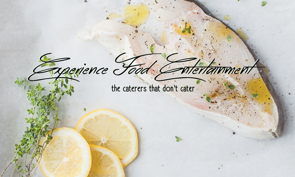 Design to Dine Food Styling and Food Stylist - Experience Food Entertainment - The caterers who don't cater