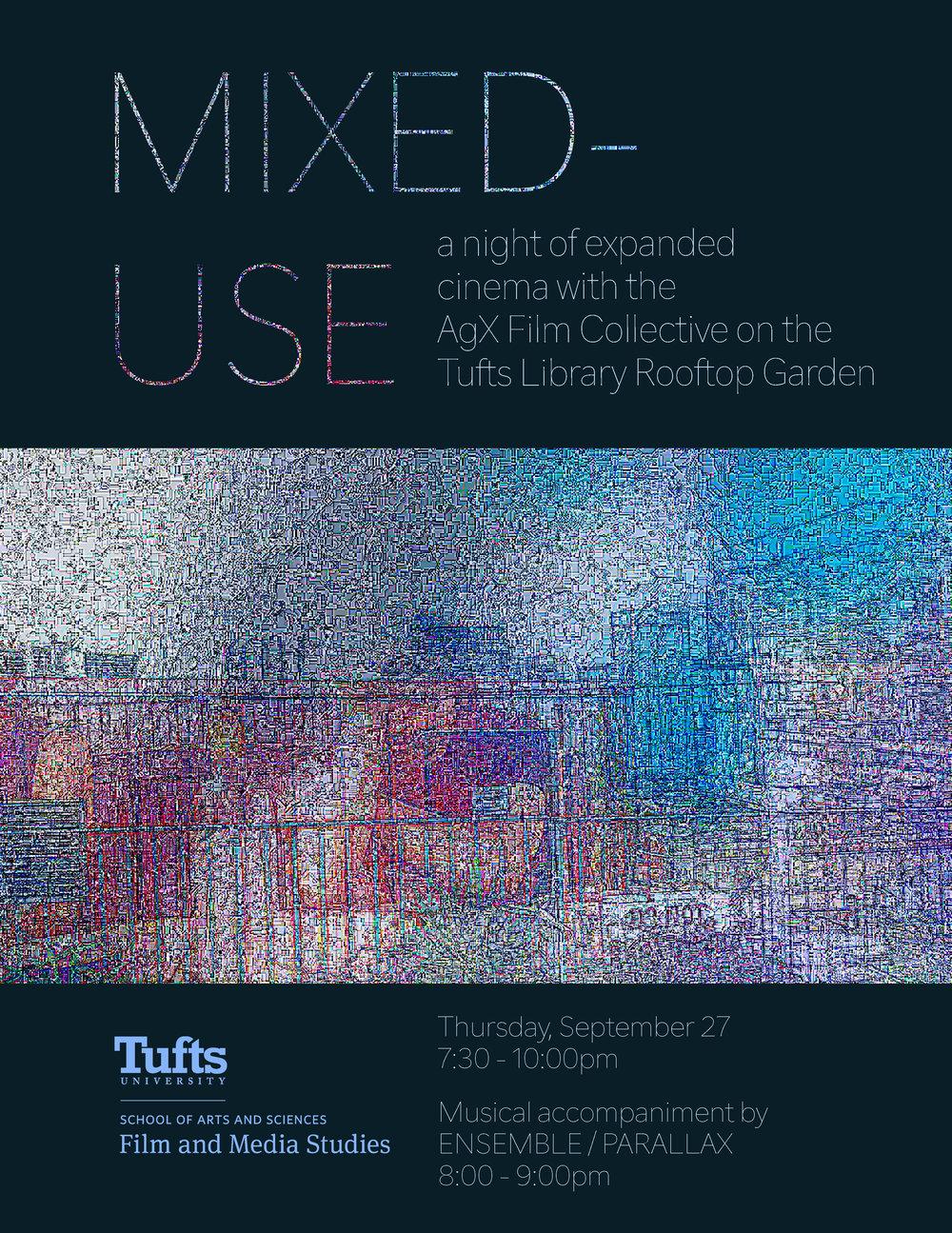 Mixed Use Flyer