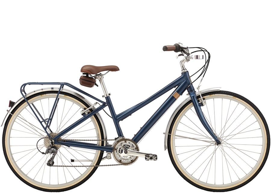 Verza Cafe 24 Deluxe Women Blue, $649