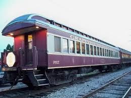C  harming vintage railroad.