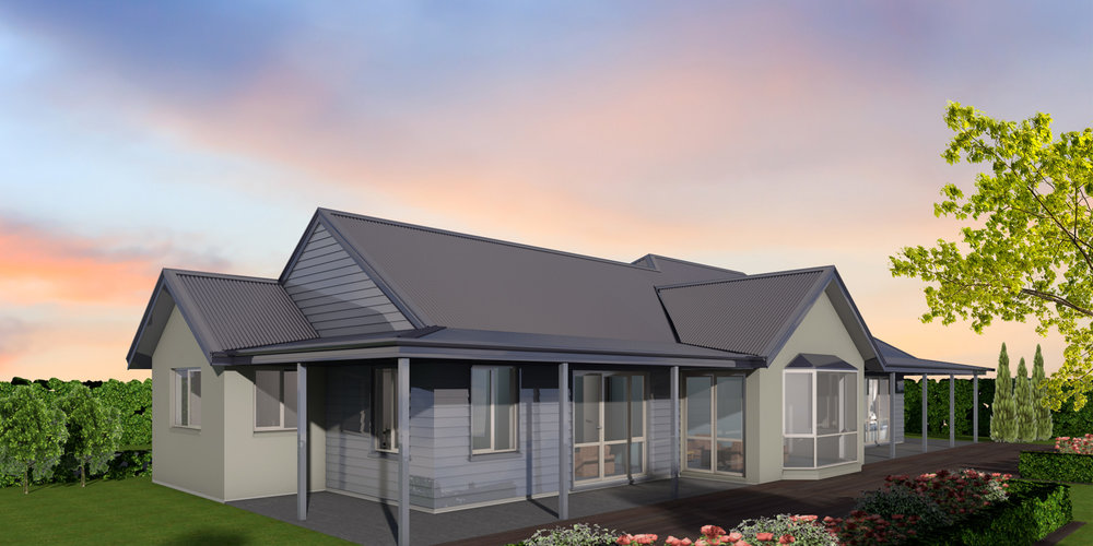 - The wrap-around verandah and feature bay window give this home a sense of timeless elegance, which will appeal to lovers of character homes. Meanwhile, you get all the benefits of a modern home including a master bedroom with ensuite plus plenty of storage throughout.