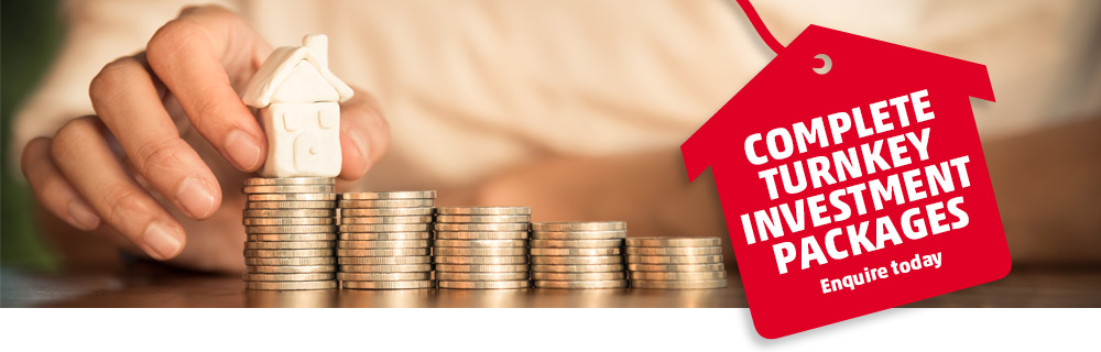 Complete Turnkey Investment Packages