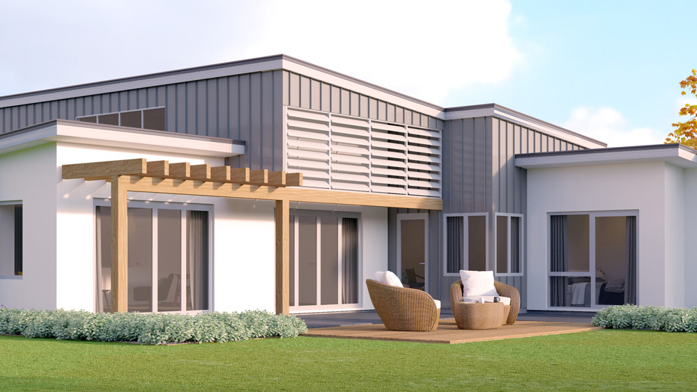 Colesridge Architectural Features