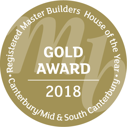 Today Homes House of the Year Gold Award