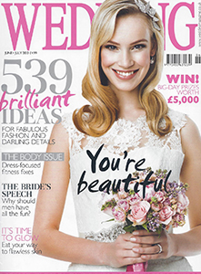 Wedding Magazine (UK) - June 2013 - Wedding Inspiration Feature