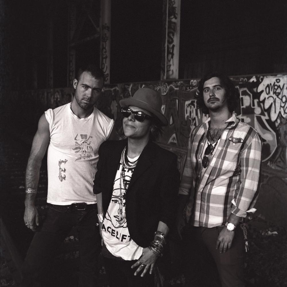 Blood St., 2008