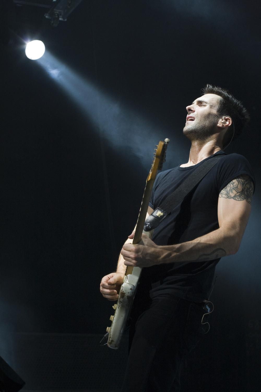 Adam Levine, 2008