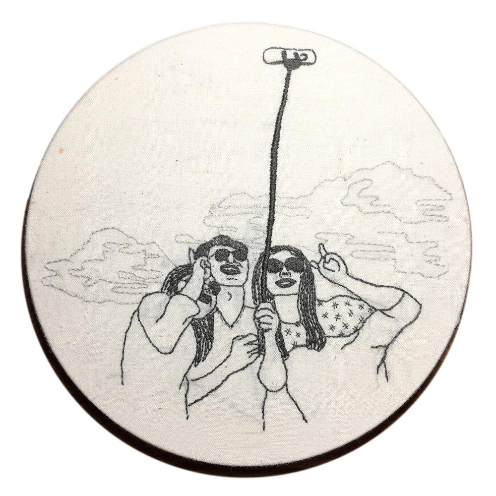 Suki, Kenta and Misaki, 2015