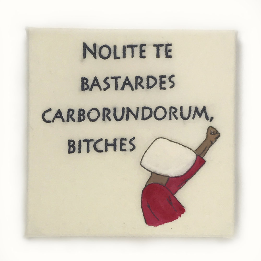 Nolite Te Bastardes, 2017