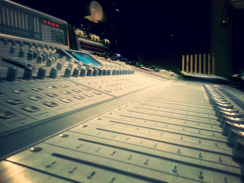 Recording Studio Calgary