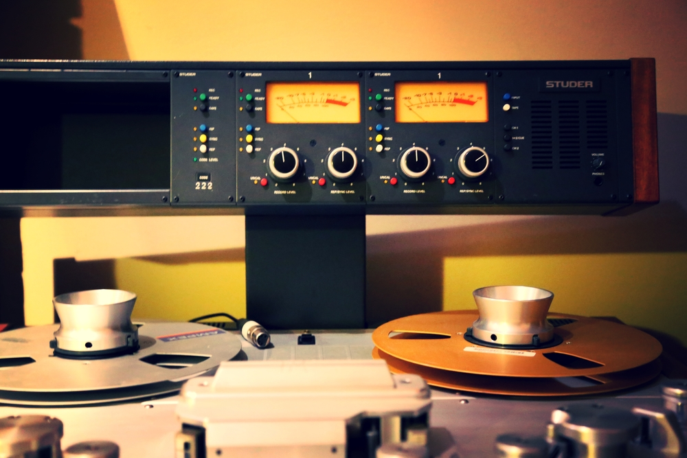 Studer A820 2 Track Tape Machine