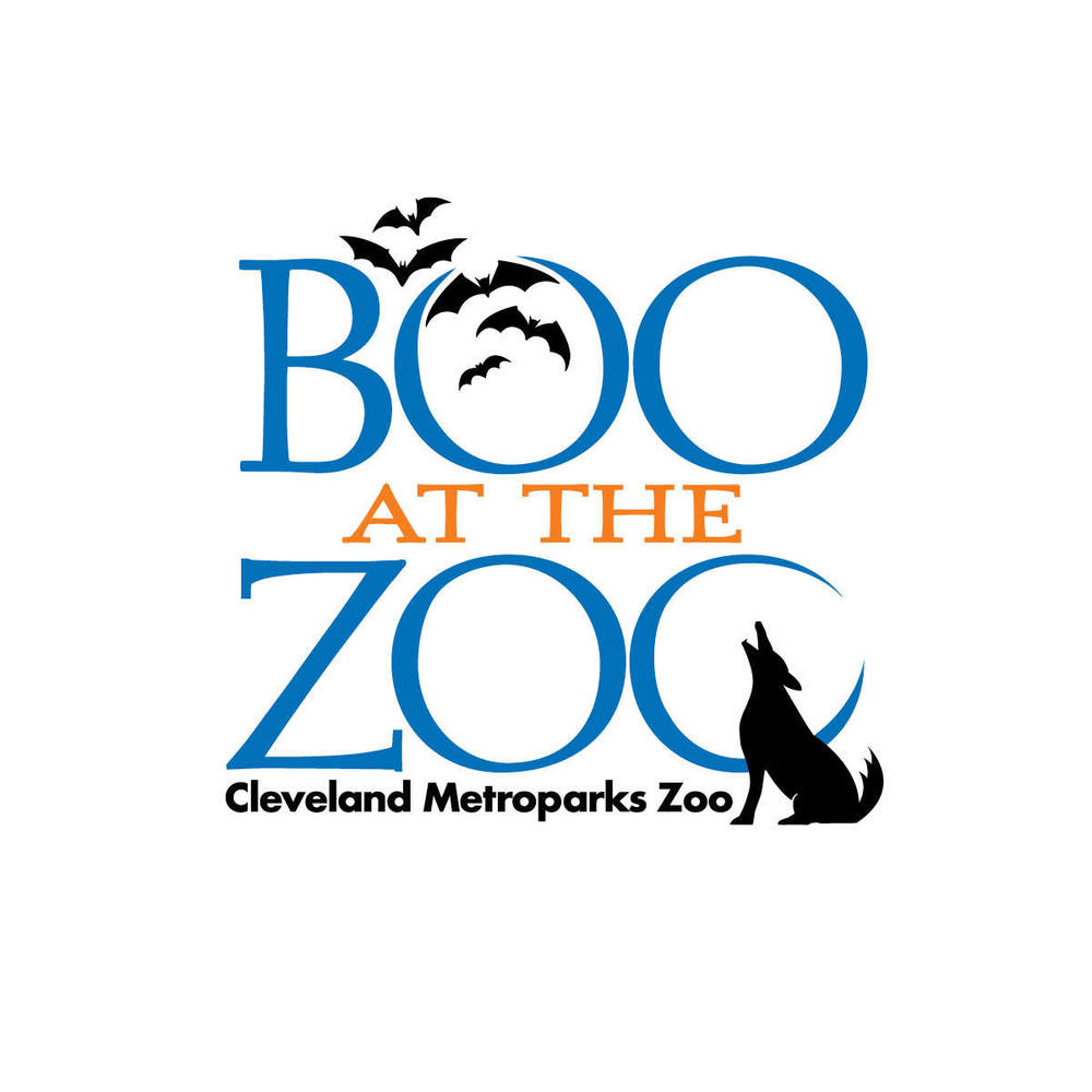 Logo for annual Halloween event at Zoo.