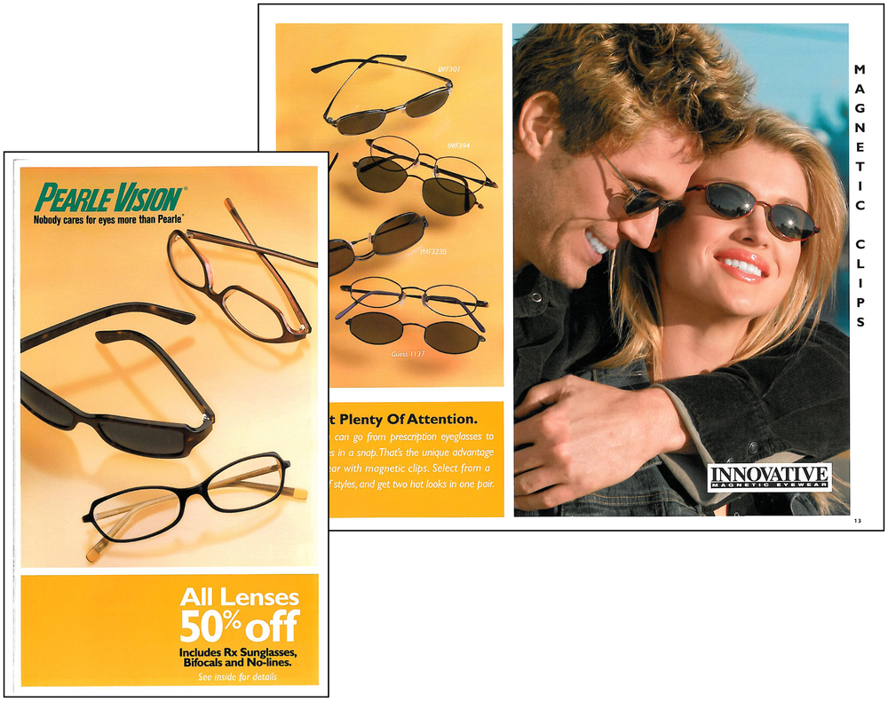 Pearl Vision Direct Mail