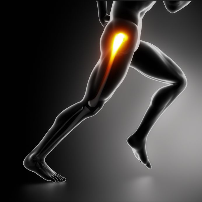Knee and Hip Pain - running injuries