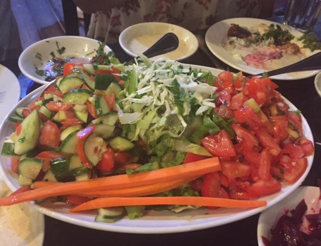 Israeli Salad!!