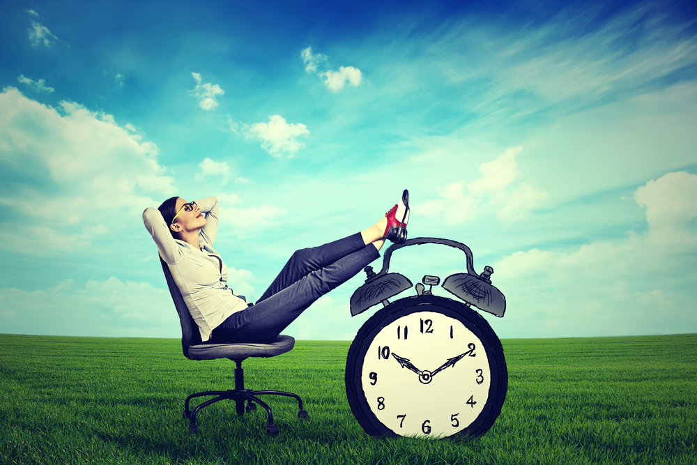 Module 4: Time Management and Productivity - We'll explore ways to fit more self-care into our lives.