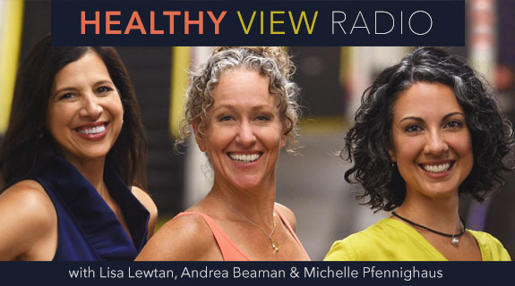 Let's Talk Thyroid and Portion Control - Interview with thyroid expert, chef, and health educator Andrea Beaman & nutritionist, cookbook author, and product development expert, Mona Dolgov