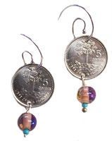 Centavos Earrings
