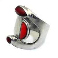 Jasper Wrap Ring
