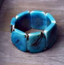 Worn Tagua Bracelet