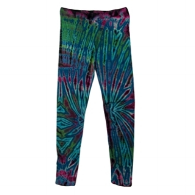 Tie-Dye leggings from  Unique Batik  in  Thailand