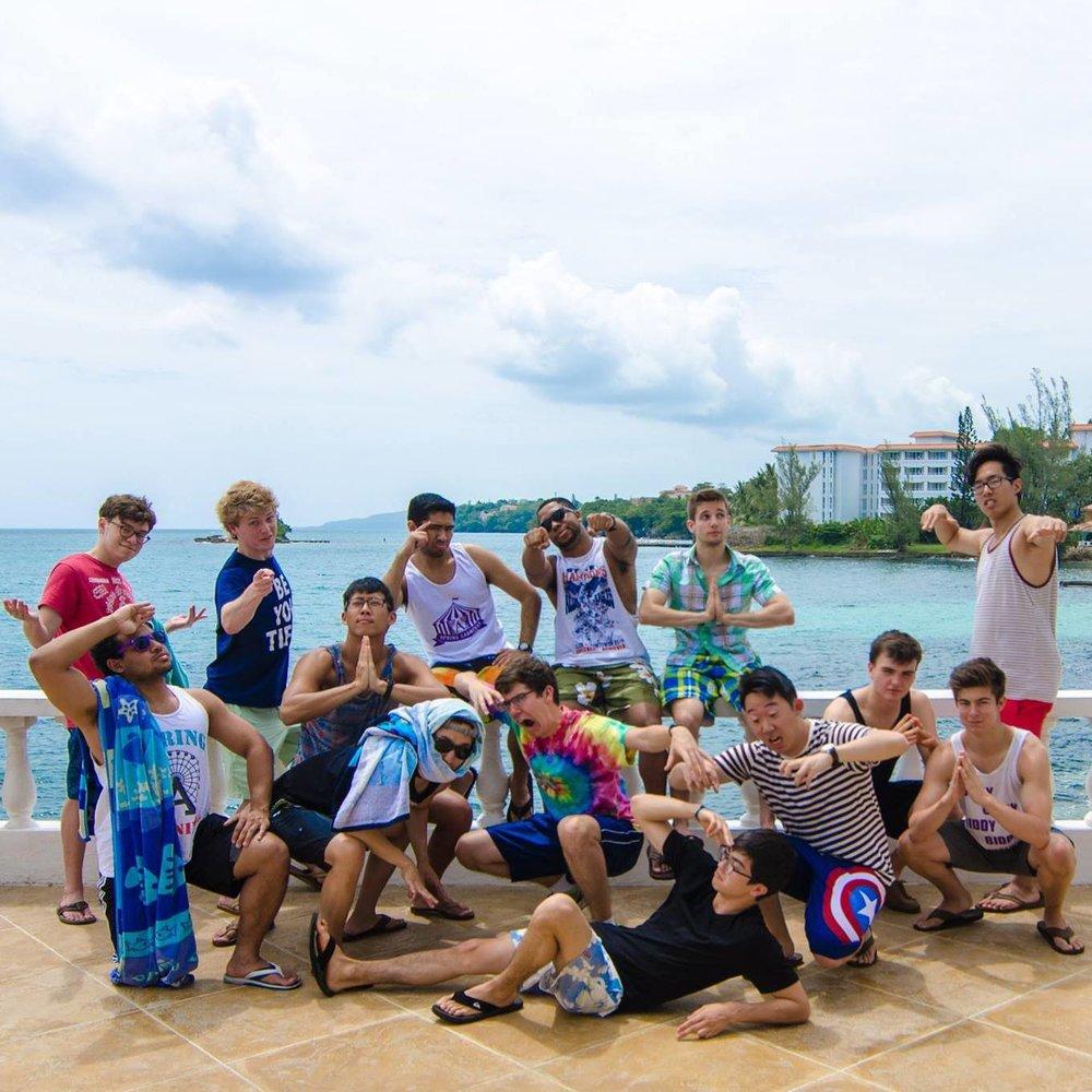 Jamaica Tour 2015