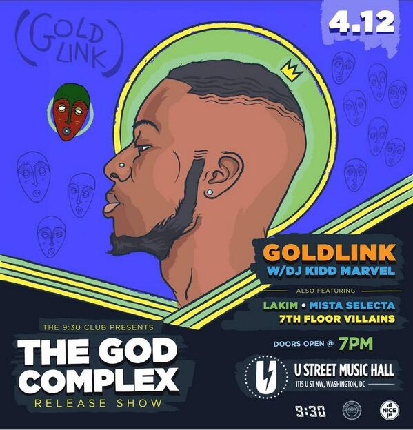 GoldLinkreleaseposter