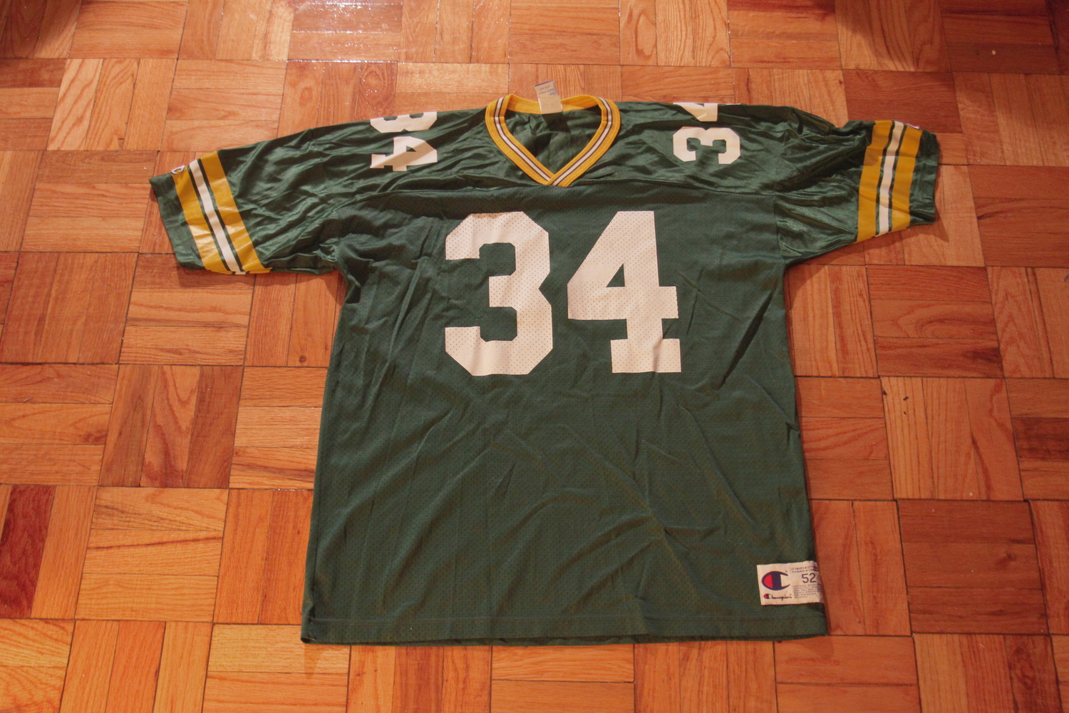 promo code e2588 8c338 Vintage Green Bay Packers Jersey (XL)
